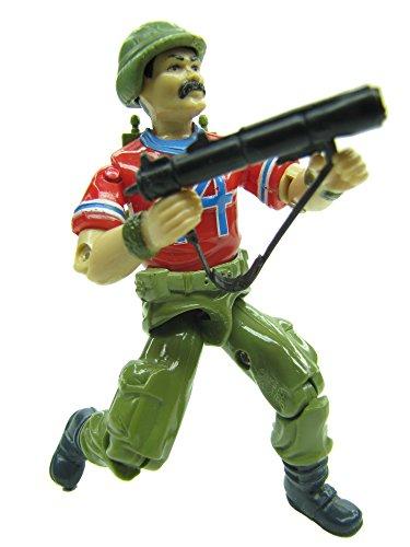 Gi Joe Bazooka (Vintage 1985 G.I. JOE 3 3/4