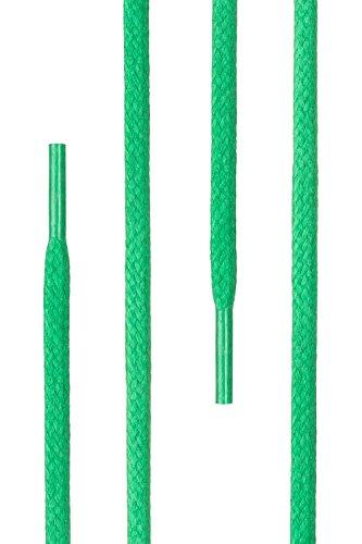 Di Eleganti Agli Ficchiano Per Rotondi Cerati Diametro Strappi Verde Pelle Scarpe Premium Lacci 45 3 Resistenti 120 In E nbsp;mm Lunghezza 2 nbsp;cm Rfp4xRW