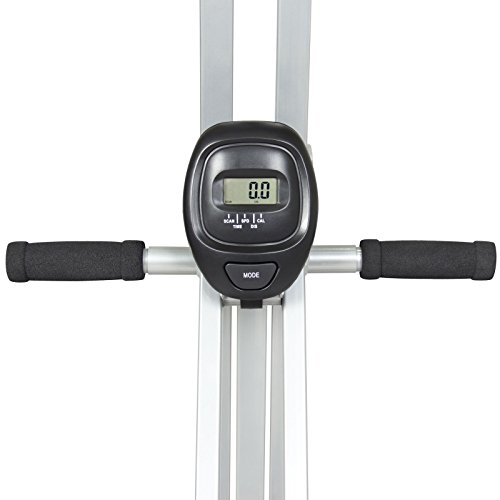 Total Body 2-IN-1 Vertical Climber Magnetic Exercise Bike Fitness Machine by BUY JOY (Image #4)