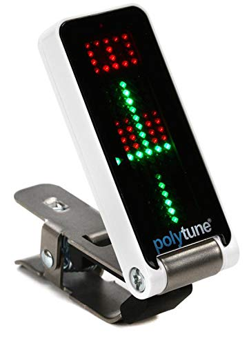 How to find the best guitar tuner polytune clip for 2019?