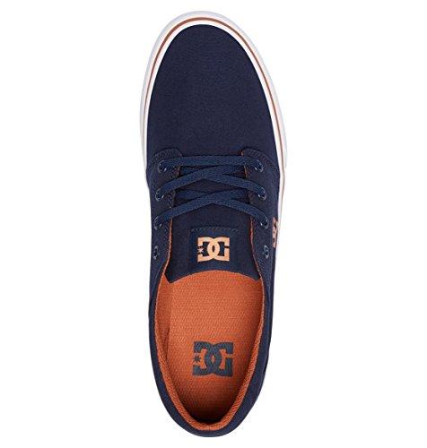 Femme DC Baskets Shoes Basses J Bleu Camel Trase Navy TX YgYrvZ