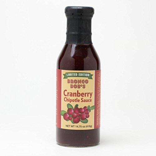 Bronco Bob's Cranberry Chipotle ()