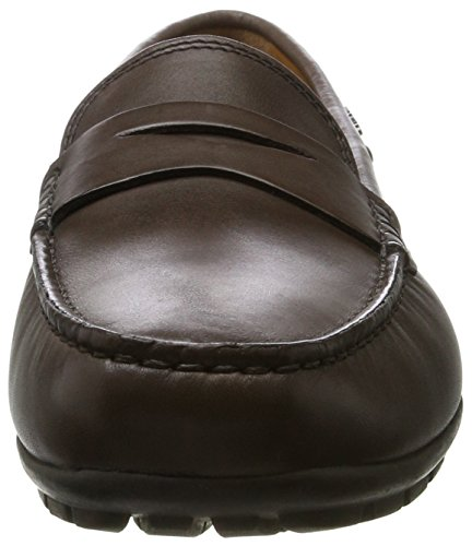 Mocasines W U Marrón Ebony 2Fit Hombre Moner Para Geox 6qOxEIdI