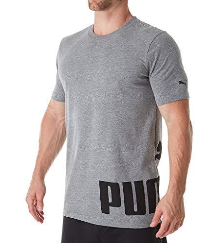 (PUMA Men's No. 1 Logo Wrap Tee)