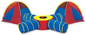 Pacific Play Tents Tunnels of Fun Super Set with Tents Combo