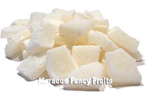 Maracus Fancy Fruits Kokoswürfel Jumbo getrocknet Einzelpack/500g