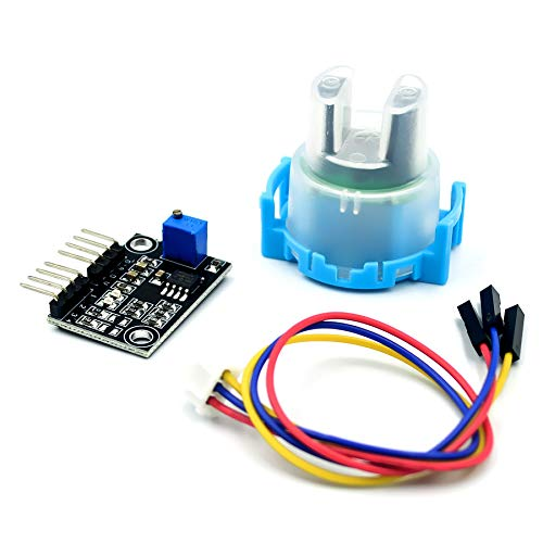 Turbidity Sensor Suspended Turbidity Value Detection Module Kit Liquid Suspended Particles Turbidity Detection by ElectronicFuns