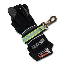 Lightning X Heavy-Duty Firefighter Turnout Gear Glove Strap w/ Reflective