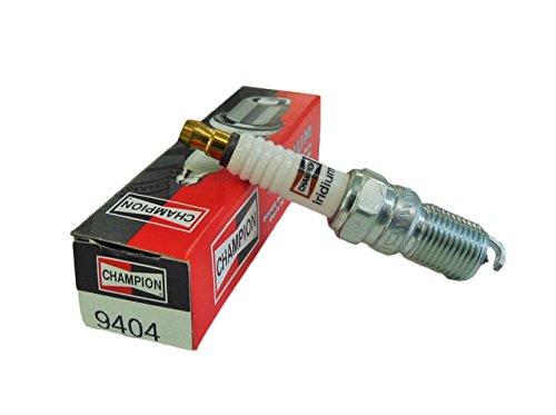 Champion RS14WYPB5 (9404) Iridium Replacement Spark Plug, (Pack of 1) Champion Iridium Spark Plugs