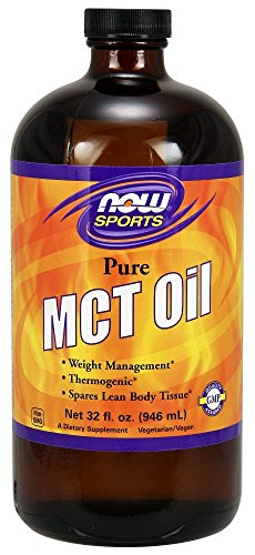 NOW MCT 100 Oil 32 Ounce