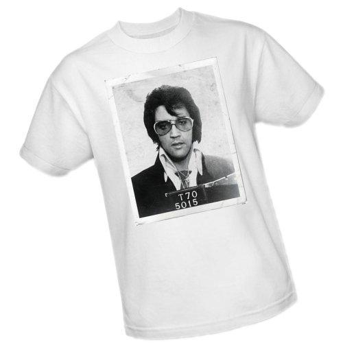 Elvis Presley - Framed - Adult T-Shirt