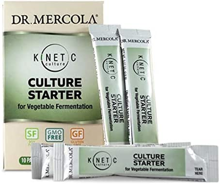 Dr Mercola Kinetic Culture Starter Pack