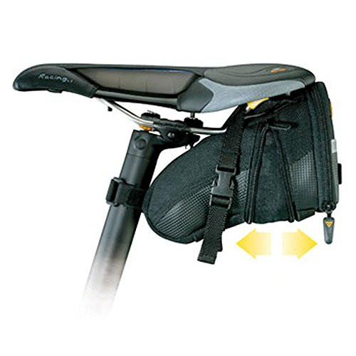 TOPEAK Large Aero Wedge Pack With Straps