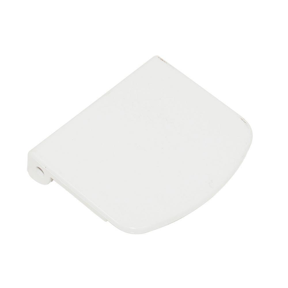 Homark Hygena Nardi Servis White Westinghouse Fridge Freezer Evaporator Door Handle. Genuine part number 651001762