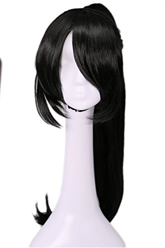 Elektra wig Daredevil Wig Cosplay Costume Wig Hair Accessories Coslive