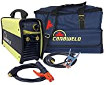 CANAWELD Arc Welding Portable Inverter Stick welder 161 D Made in Canada 160 Amp Stick Welder TIG Welder Ability to Select between 120 V & 240 V IGBT Inverter Generator compatible