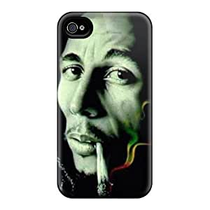 Rosesea Custom Personalized Cases For Iphone 6plus With Bob Marley