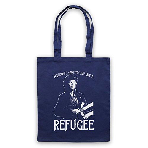 Tote Navy Petty Tom Refugee Bag Blue OwaEqdYxS