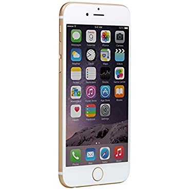Apple iPhone 6 128GB Unlocked Phone, Gold