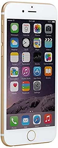 Apple iPhone 6 (GSM Unlocked), 16GB, Gold (Amazon Iphone 5s At&t Unlocked)