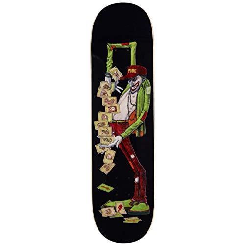 Deathwish Lizard King Jester Skateboard Deck - 8.25