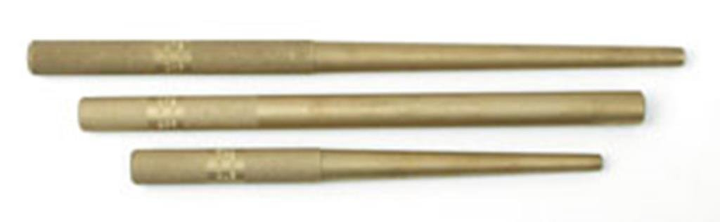 Mayhew Tools MAY-61365 Heavy Duty Brass Punch Set
