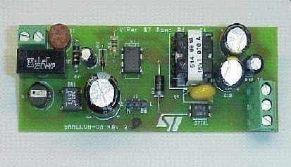 STEVAL-ISA062V1 Power Management IC Development Tools VIPER17HN 6W Dual SMPS BRD