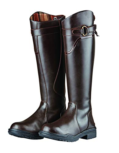 Dublin Riding Boots - Dublin CALTON Boots Dark Brown Ladies 9