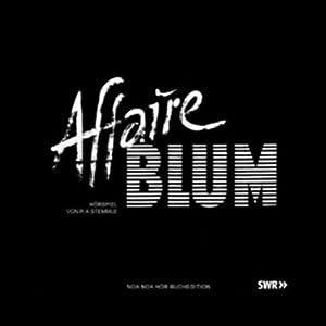 Affaire Blum Hörbuch