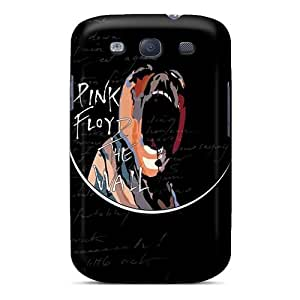 Samsung Galaxy S3 Byx9481UlOG Allow Personal Design High-definition Pink Floyd Pattern Excellent Hard Phone Covers -MansourMurray