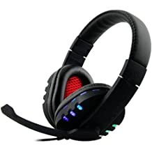 Fone De Ouvido Headset Gamer Usb Pc Ps4 Ps3 Notebook Boas