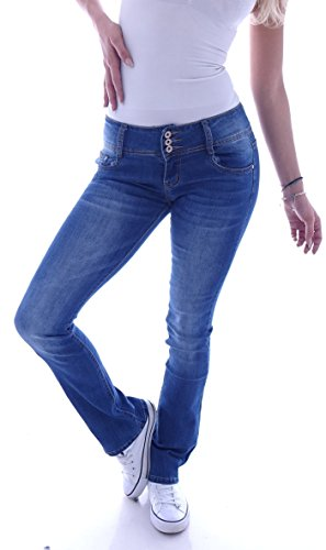 Style Jeans station Donna Cut Boot 00Arqg