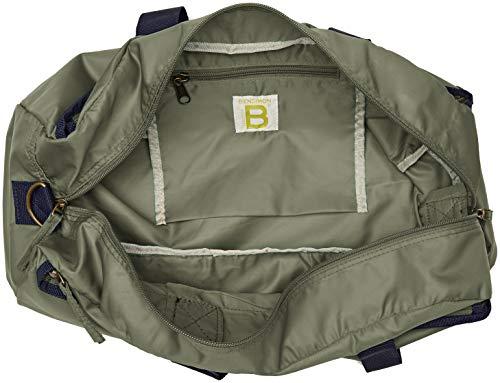 Borse Bag Tracolla Verde Kaki A Sport Bensimon Donna qOCvT