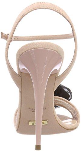 Sebastian Beige Beige cbl Professional CBL Open S7709 Sdpeon Sdpeon Toe Women's Sandals ZZw8Sqzr