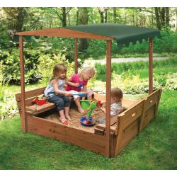 Favorite Hangout For The Kids Covered Convertible Cedar