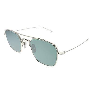 Amazon.com: Thom Browne TBS907 50-02 - Gafas de sol ...