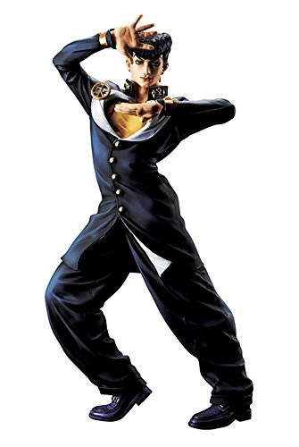 Banpresto JoJos Bizarre Adventure Diamond Is Unbreakable Grandista JoJo's Figure Gallery 1 Josuke Higashikata Action Figure