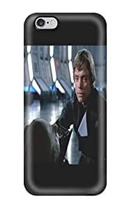 DanRobertse Case Cover For Iphone 6 Plus - Retailer Packaging Star Wars Tv Show Entertainment Protective Case