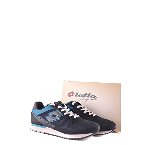 discount fashionable with paypal cheap price LOTTO Tokyo Shibuya sneakers TESSUTO PELLE BLACK ASPHALT NERO S5810 41 Blu clearance tumblr IYq7yK9fY