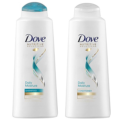 Dove Nutritive Solutions 2 in 1 Shampoo and Conditioner, Dai