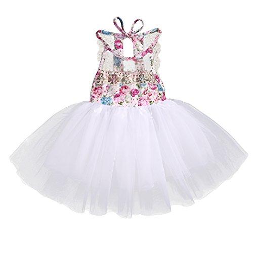 Beautiful Baby Lace Skirt - 1