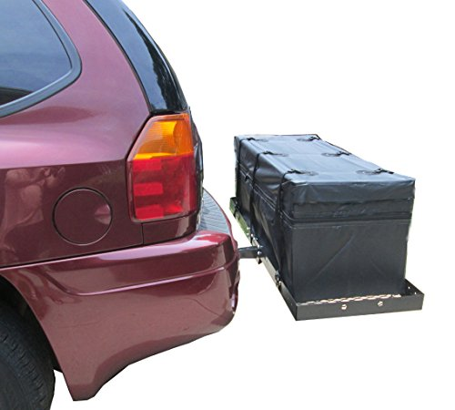 Stellar 10102 Expandable Waterproof Cargo Bag for Hitch Baskets by Stellar (Image #2)