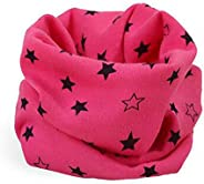 2PCS Warm Baby Scarves Cotton Children Neck Scarves Wonderful Gift for Your Baby