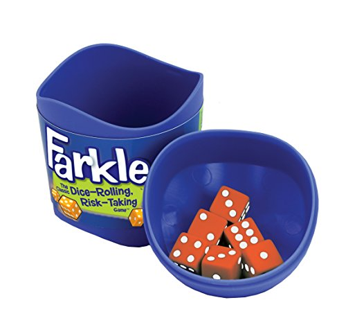 Farkle Dice - PlayMonster Farkle Dice Cup