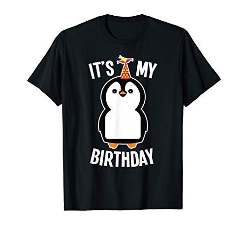 Penguin Birthday Shirt - It's My