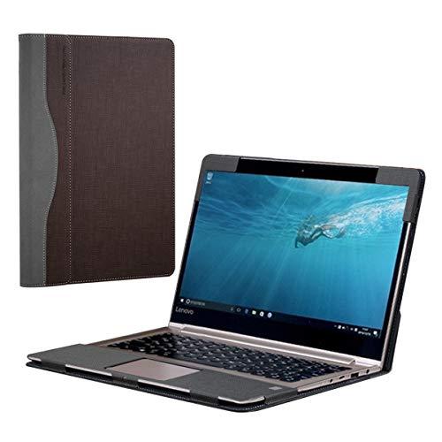 (Happon Lenovo Air 13 Case,Lenovo Air 13 Case,Backcover Premium PU Leather Wallet Snap Case Backcover Backcover Flip Cover for Lenovo Air 13)