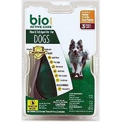 Bio Spot Active Care Flea & Tick Spot On Dog Medium 3 Month