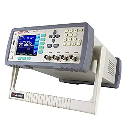 Micro Ohm Tester AT515 DC Resistance Meter Measures Various High