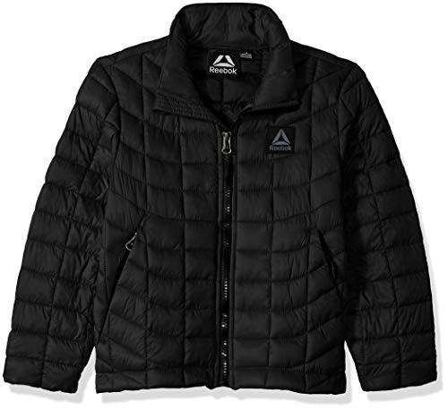 - Reebok Boys Active Jacket with Glacier Shield, Black 18/20