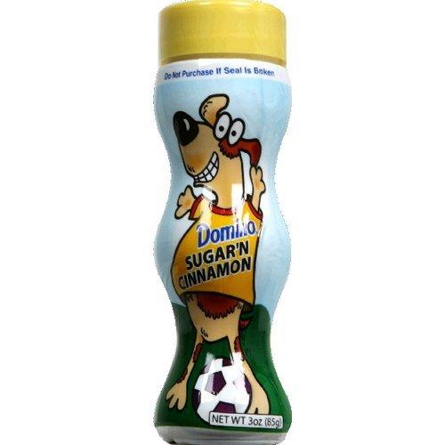 Domino Sugar & Cinnamon Shakers